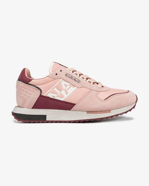 Ružové tenisky Napapijri