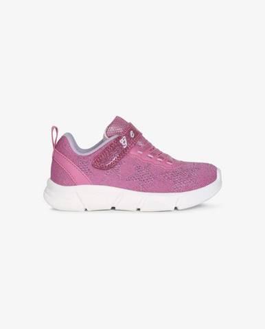 Ružové topánky Geox