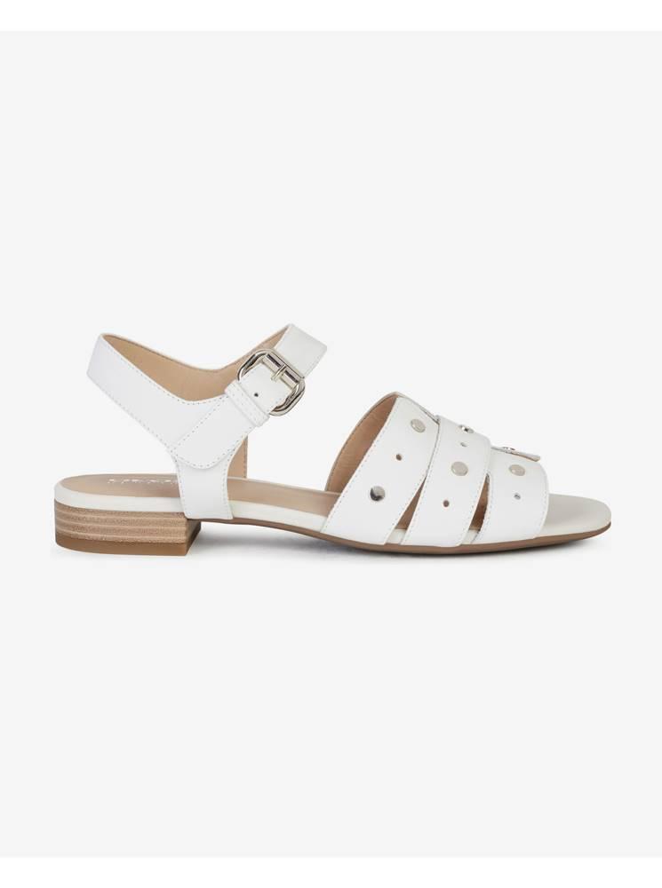 Geox Sandále pre ženy  - biela