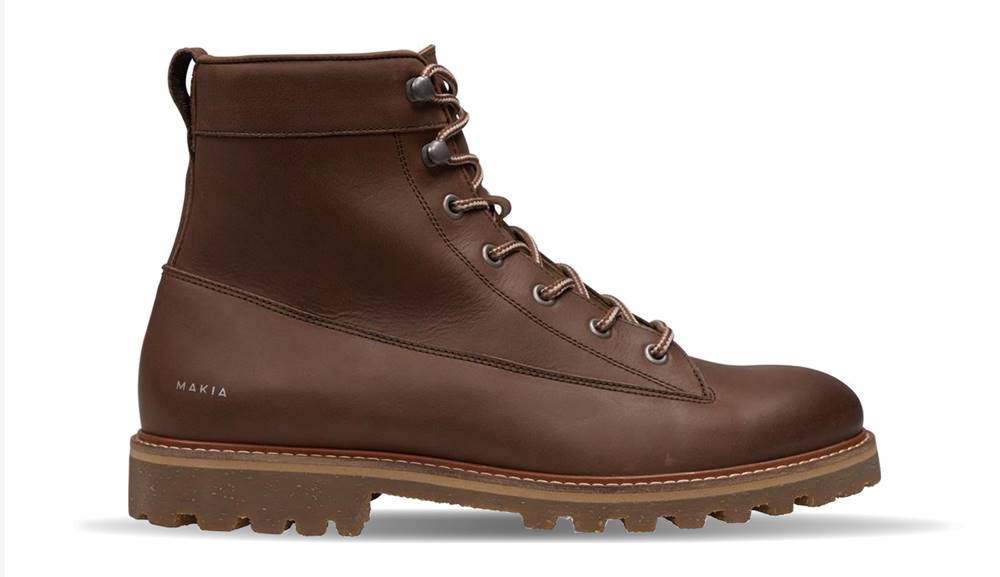 Makia Topánky  Colony Boot Brown