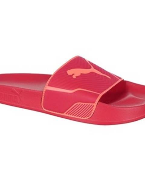 Červené topánky Puma