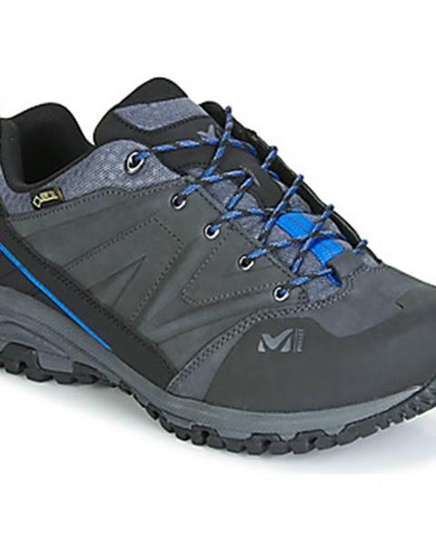 Čierne topánky Millet