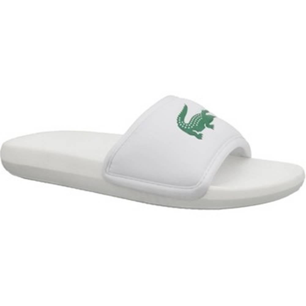 Lacoste športové šľapky Lacoste  Croco Slide
