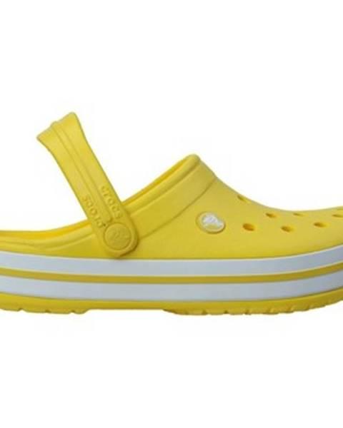 Žlté topánky Crocs