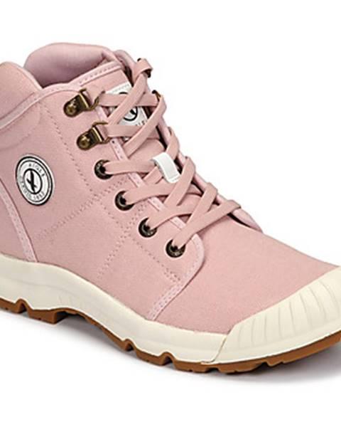 Ružové tenisky Aigle