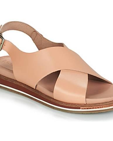 Ružové sandále Kickers