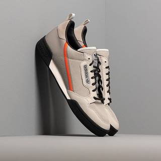 adidas Continental 80 Sesame/ Orange/ Raw White