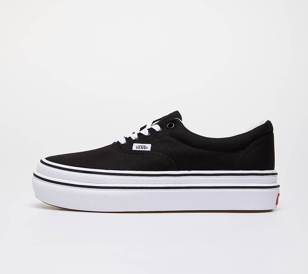 Vans Vans Super ComfyCush Era (Canvas) Black/ True White