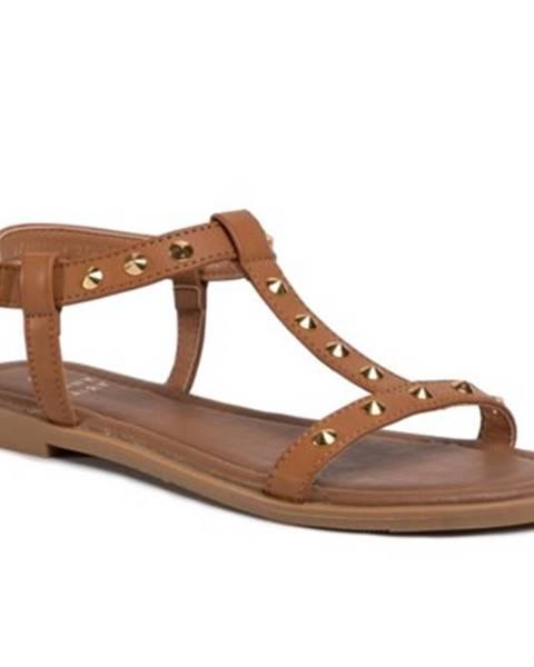 Hnedé sandále Jenny Fairy