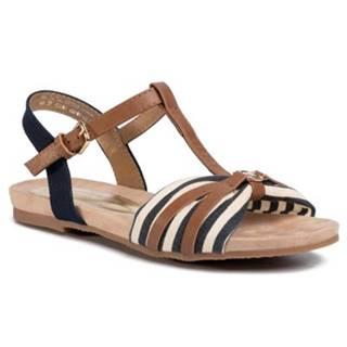 Sandále Tom Tailor 809220500 Ekologická koža/-Ekologická koža