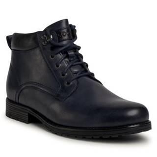 Šnurovacia obuv Lasocki for men MB-GORAN-103 Prírodná koža(useň) - Lícova