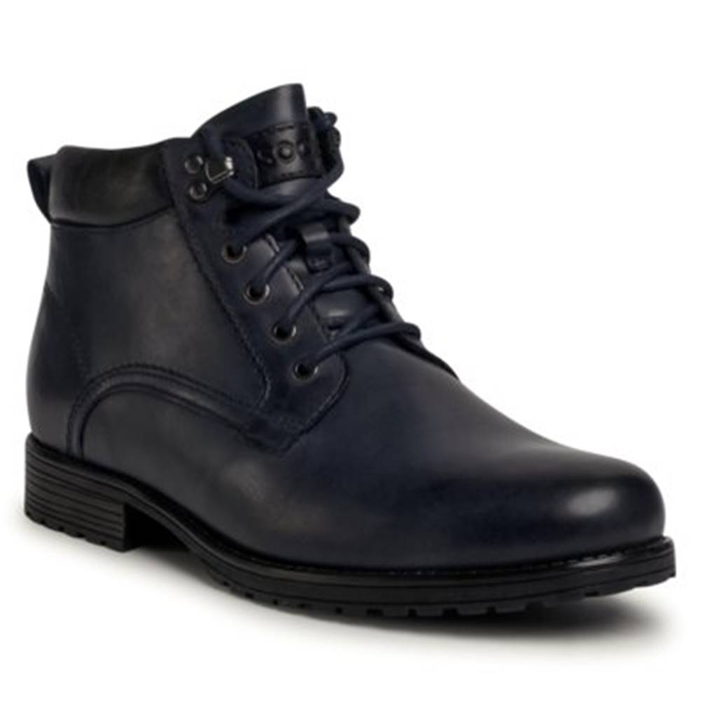 Lasocki for men Šnurovacia obuv  MB-GORAN-103 koža(useň) lícová