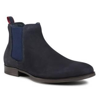 Členkové topánky Sergio Bardi MB-JEREMY2-38EO Prírodná koža(useň) - Nubuk