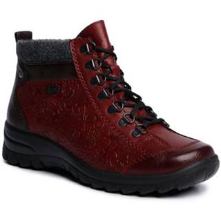 Šnurovacia obuv Rieker L7144-35