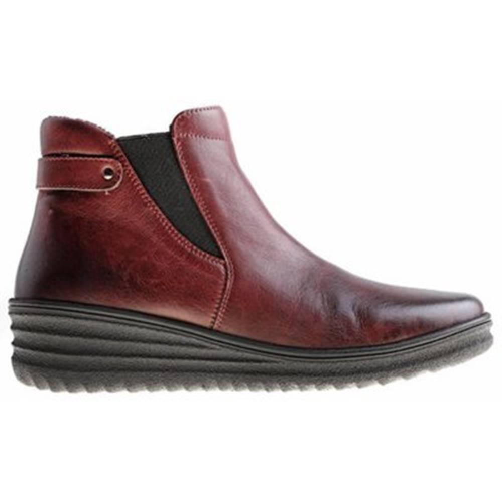GO SOFT Členkové topánky
