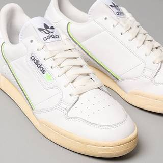 adidas Continental 80 Ftw White/ Grey Four/ Siggnr