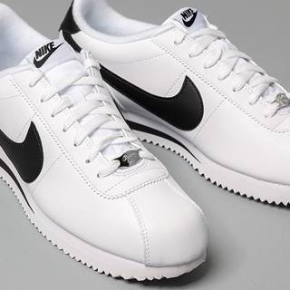 Nike Cortez Basic Leather White/ Black