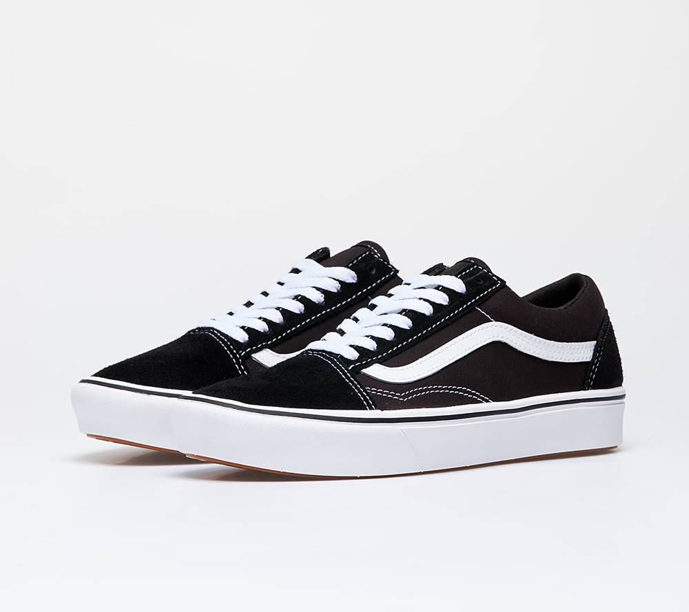 Vans Vans ComfyCush Old Skool (Classic) Black/ True White