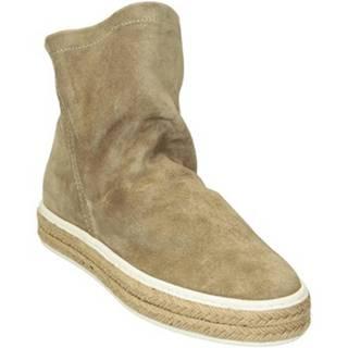 Čižmičky Leonardo Shoes  309/1 SCAMOSCIATO CORDA
