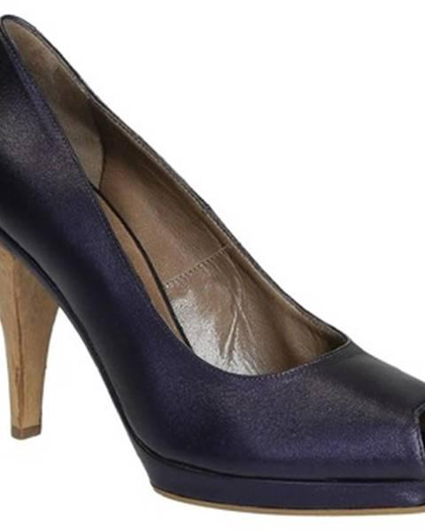 Fialové topánky Marni