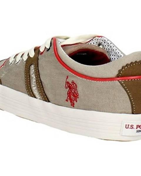 Červené tenisky U.S Polo Assn.