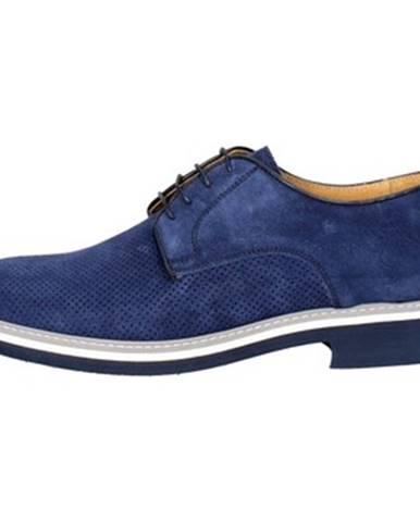 Modré topánky Divarese