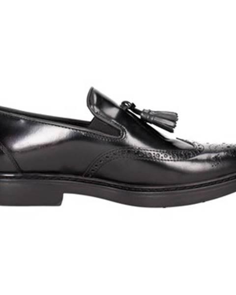 Čierne topánky Docksteps