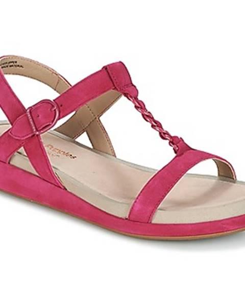 Ružové topánky Hush puppies
