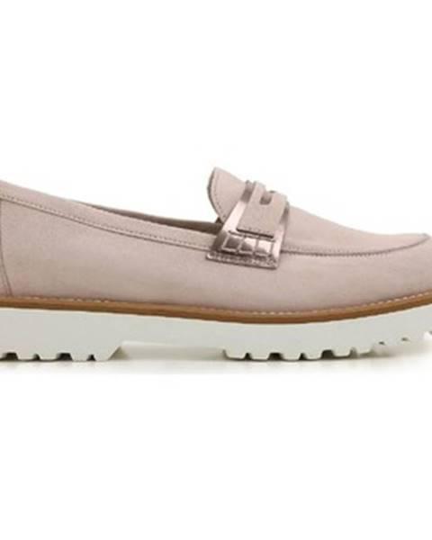 Ružové topánky Hogan