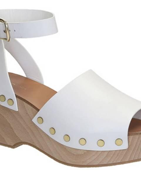 Biele topánky Céline