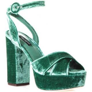 Sandále D G  CR0450 A4195 8H526