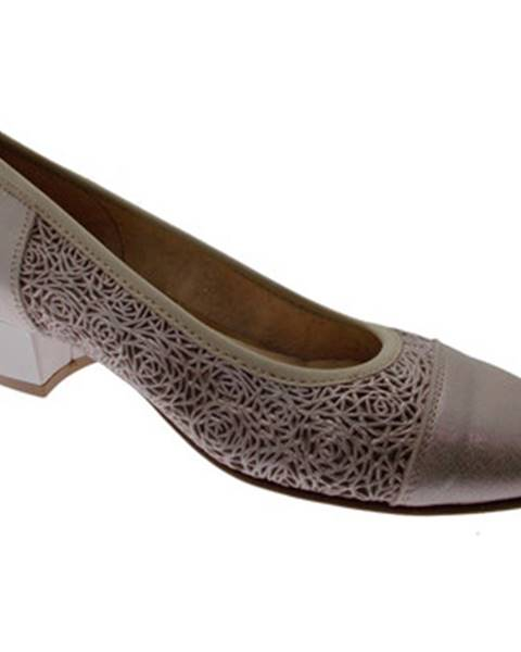 Béžové topánky Soffice Sogno