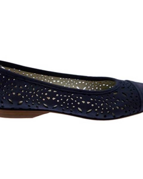 Modré topánky Calzaturificio R.p