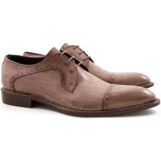 Richelieu Leonardo Shoes  3283/1 TAMP.DELAVE TORTORA