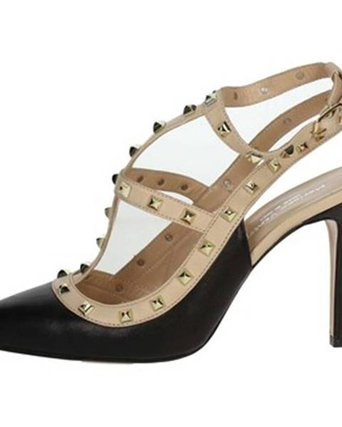 Čierne topánky Mariano Ventre