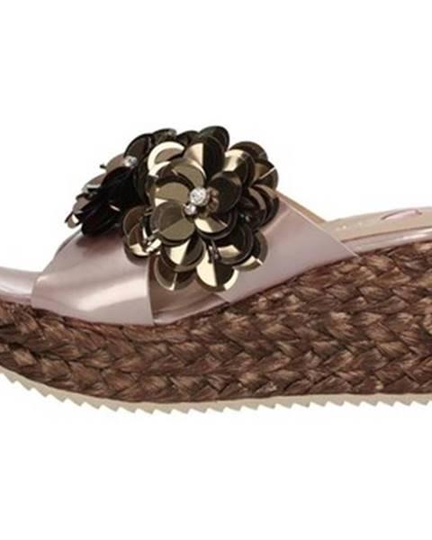 Viacfarebné topánky Hobby