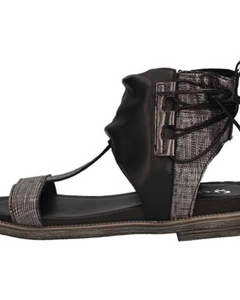 Čierne topánky Creative