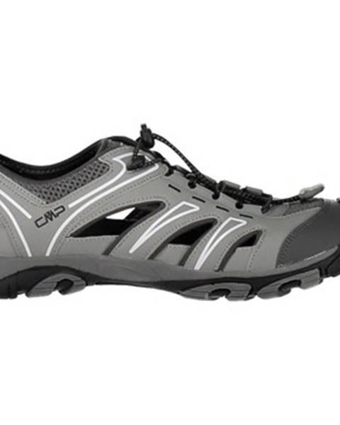 Viacfarebné sandále Cmp