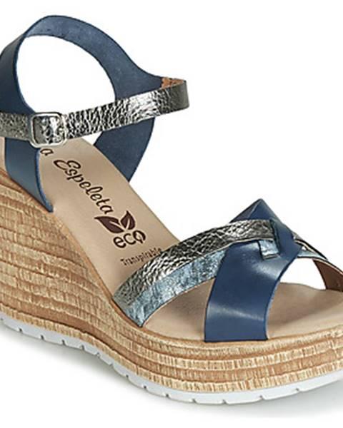 Modré topánky Lola Espeleta