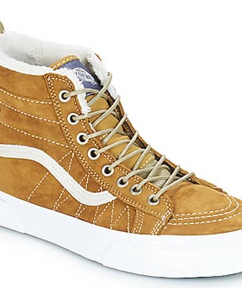 Hnedé tenisky Vans