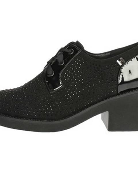 Čierne topánky Braccialini