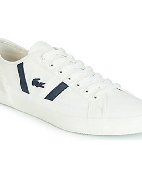 Biele tenisky Lacoste