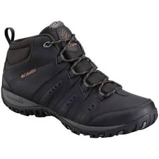 Turistická obuv Columbia  Woodburn II Chukka Waterproof
