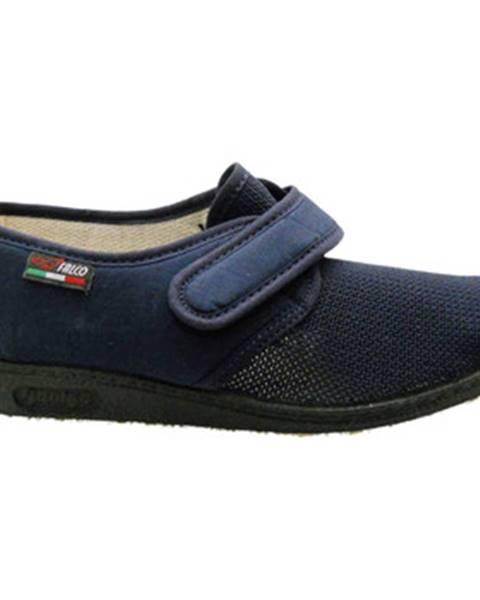 Modré papuče Gaviga