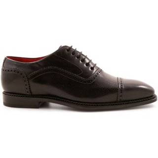 Derbie Leonardo Shoes  5211 NERO