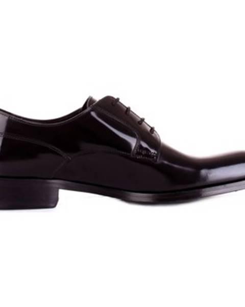 Čierne topánky Corneliani