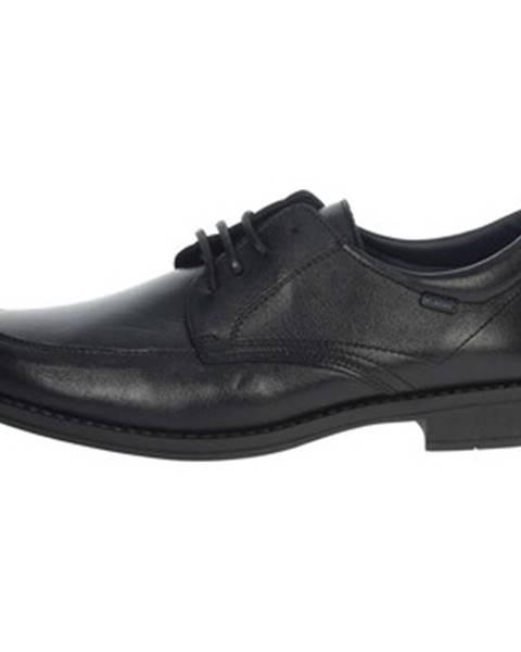 Čierne topánky Baerchi