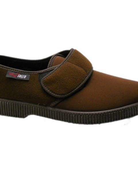 Hnedé papuče Gaviga