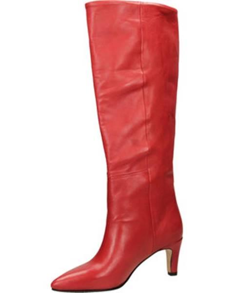 Červené čižmy L'arianna