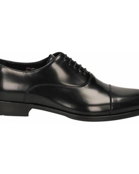 Čierne topánky Rossi